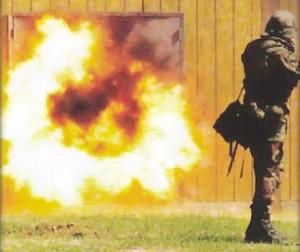 Ćwiczenia US Army z użyciem M100 GREM